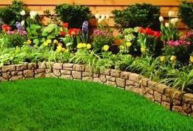 Garden Edging Idea Garden Edging Ideas 19 Inspiring Garden Edging Ideas Photo Idea
