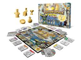monty python and the holy grail themed monopoly game geekologie