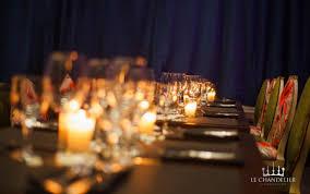 Le Chandelier Inauguration Du Restaurant Live Le Chandelier à Casablanca