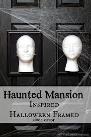 halloween crystal ball with head best 25 haunted mansion decor ideas on pinterest haunted