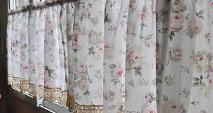 Sewing Cafe Curtains Wonderful Sheer Cafe Curtains And Best 25 Cafe Curtains Ideas On