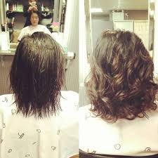 perm for over 50 short hair digitalperm before after thank u aireen momohairbyliz www