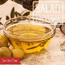 easy salad dressing made just like oma