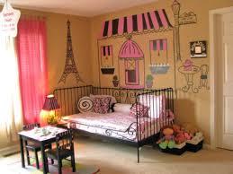 Child U0027s Room With Paris Decorating Ideas