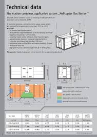 gas station floor plans airfield gas station containers for refuelling of aircrafts