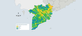 Internet Coverage Map The Mekong Delta U2013 An Emerging Investment Location