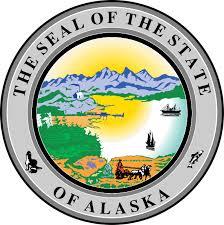 Alaska travel symbols images Stateseal the official state seal of alaska was originally jpg
