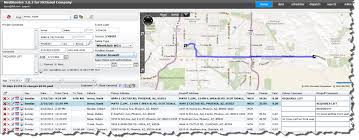 driver schedule template non emergency transportation software schedule viewer