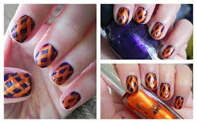 easy halloween nails for nail art dummies thefabzilla