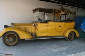 roll royce karnataka the nizam of hyderabad u0027s collection of cars and carriages team bhp