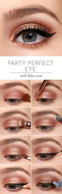 lulus how to party perfect eye makeup tutorial