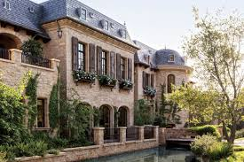 French Chateau Floor Plans by