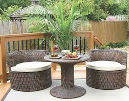 Patio Table And Chairs For Small Spaces Patio Sets For Small Spaces Outdoor Goods