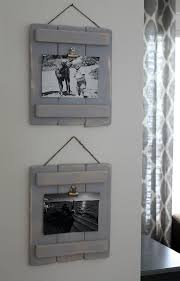 best 25 pallet photo frames ideas on pinterest transfer a