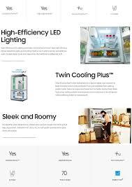Best French Door Refrigerator Brand - samsung 25 5 cu ft french door refrigerator in stainless steel