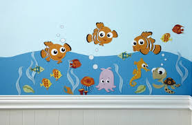Finding Nemo Crib Bedding Set Finding Nemo Baby Bedding White Bed