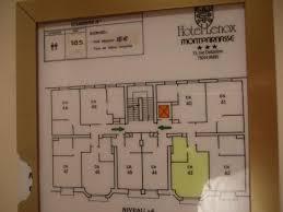 Small Hotel Designs Floor Plans Hotel Floor Plan Picture Of Lenox Montparnasse Paris Tripadvisor