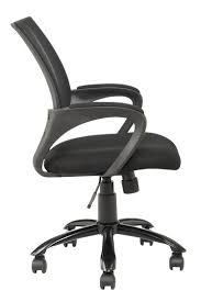 amazon com mid back mesh ergonomic computer desk office chair