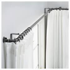 Nemesis Indoor Outdoor Curtain Rod by Nice Curtain Rod Accessories Contemporary Bathtub For Bathroom