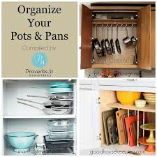 Cabinet Pan Organizer 221 Best Kitchen Pots U0026 Pans Organization Images On Pinterest