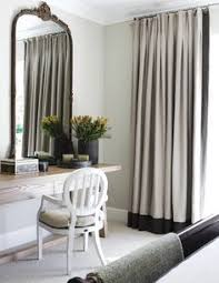 Best Drapery Inverted Box Pleat The Best Drapery Style U0026 Two Toned Drapes
