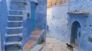 The Blue City Morocco by Annual Photo Contest Global Education Office Keene State College