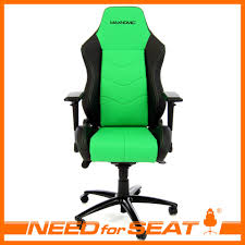 desk chair gaming maxnomic computer gaming office chair dominator needforseat usa