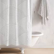 Neutral Shower Curtains 10 Stylish Shower Curtains For A Modern Bathroom 10 Stunning Homes