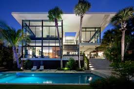 Luxury Modern House Designs - luxury modern design of the facade design small building that has