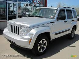 used jeep liberty 2008 2008 jeep liberty sport 4x4 in bright silver metallic 105868