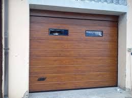 porta sezionale serratura di sblocco per porte sezionali system elettronica snc