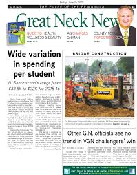 The Garden City News By Litmor Publishing Issuu Great Neck News 6 26 15 By The Island Now Issuu