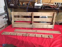 how to make a pallet wine rack hometalk