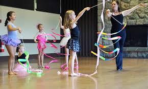 ribbon dancer gymnastics classes ribbonfit groupon