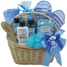 bathroom gift basket ideas mists spa bath and gift basket set amazon com grocery