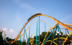Biggest Six Flags The Physics Of Roller Coasters Travel Leisure
