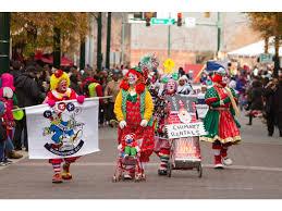 12 foot turkey heralds montgomery county thanksgiving parade