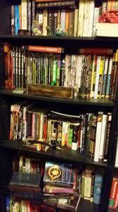 virtual book shelf tour alex obsessive book nerd