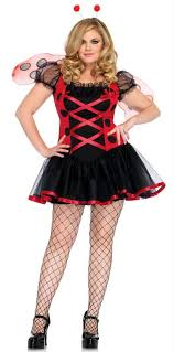 ladybug costume plus size leg avenue lovely ladybug costume candy apple costumes