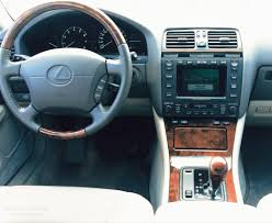 lexus ls400 modified lexus ls specs 1997 1998 1999 2000 autoevolution
