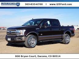 new 2018 ford f 150 for sale dacono co stock d06870
