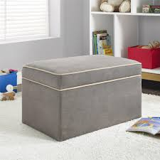 Taupe Ottoman Dorel Living Baby Relax Hadley Storage Ottoman Taupe