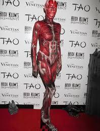 Anatomy Halloween Costumes Trick Chic Celebrities Inspired Halloween Costumes Urbanmuses