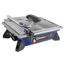 sliding table tile saw kobalt kws b7 06 7 wet dry tabletop sliding table tile saw brand