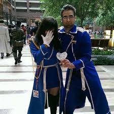Fullmetal Alchemist Kink Meme - genderbend roy mustang with maes hughes fma cosplay sigh