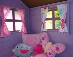 Playhouse Curtains Play House Wendy House Cubby House Den Curtains With Tie Backs