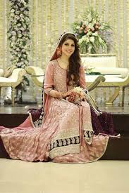 wedding dress in pakistan bridal pink wedding dress 2017 pictures