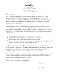 Cover Letter For A Resume Examples by Manager Career Change Resume Example Cover Letter Examples Good