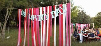 wedding backdrop ideas diy 5 diy wedding ribbon backdrop ideas crazyforus