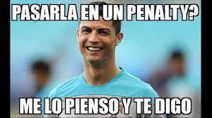 Memes De Lionel Messi - los mejores memes del peculiar penal de lionel messi con el barcelona